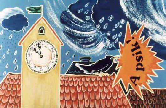 Bajki I Wiersze Dla Dzieci Jan Brzechwa Katar